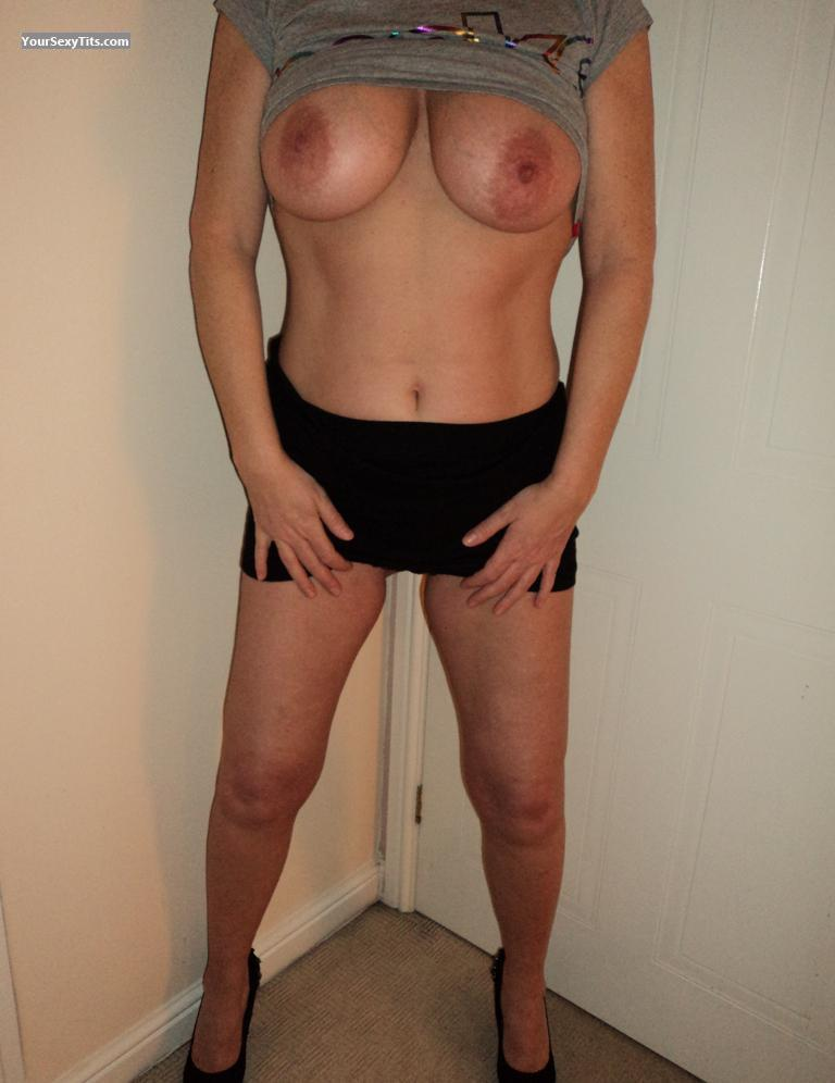Tit Flash: My Big Tits - Lucy from United Kingdom